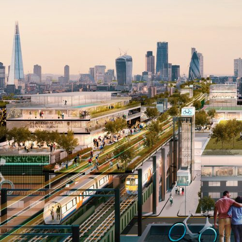 How Can Bicycle Architecture Improve our Cities?