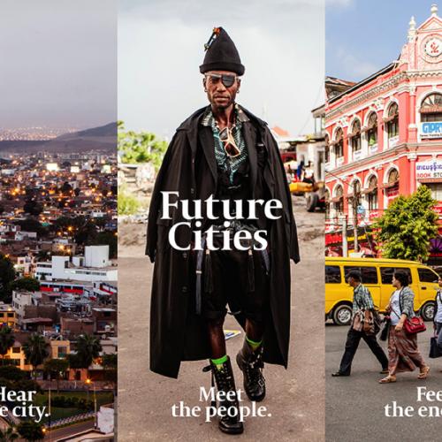 Future Cities portretteert vijf aanstormende wereldsteden