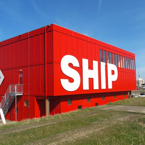 SHIP: the Making of the World's Biggest Sea Lock