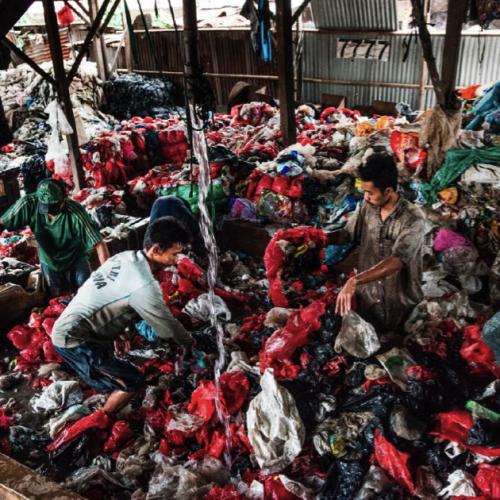 Wasteland toont afvalstromen in zes wereldsteden