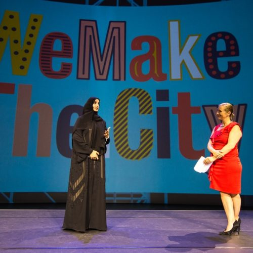 De Urban Conferences van WeMakeThe.City 2018